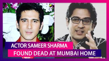 TV Actor Sameer Sharma Found Dead; Sooraj Pancholi Blasts News Channel In Disha Salian Case
